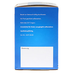 Maaloxan 25mVal Beutel 50x10 Milliliter N2 - Rechte Seite