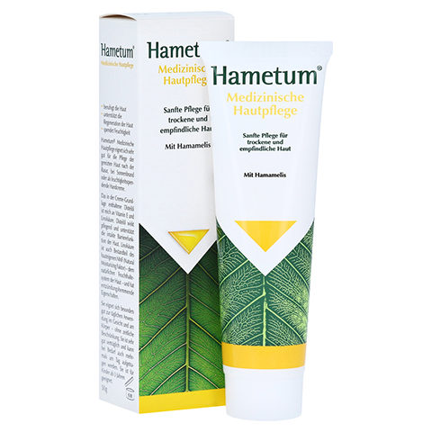 HAMETUM medizinische Hautpflege Creme 50 Gramm