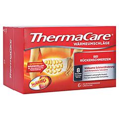 THERMACARE Rückenumschläge S-XL z.Schmerzlind. 6 Stück