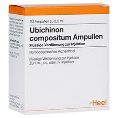 UBICHINON comp.Ampullen 10 Stück