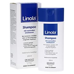 Linola Shampoo 200 Milliliter