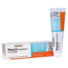 Heparin-ratiopharm 180000 150 Gramm N3