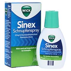 WICK Sinex Schnupfenspray 15 Milliliter