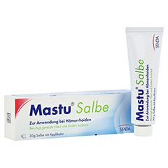 MASTU Salbe 30 Gramm
