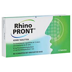 RhinoPRONT Kombi 12 Stück
