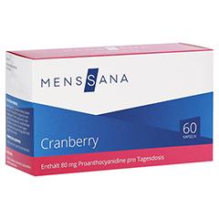 CRANBERRY MENSSANA Kapseln 60 Stück