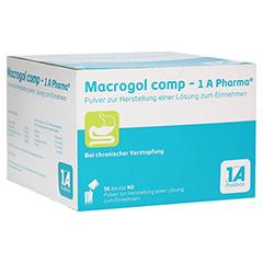 MACROGOL comp-1A Pharma Plv.z.Her.e.Lsg.z.Einn. 50 Stück N3