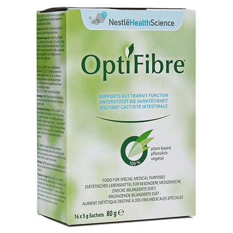 OPTIFIBRE Pulver 16x5 Gramm