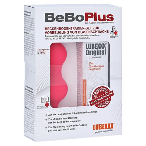 LUBEXXX BeBoPlus Beckenbodentrain.Vorbeug.Inko. 1 Stück