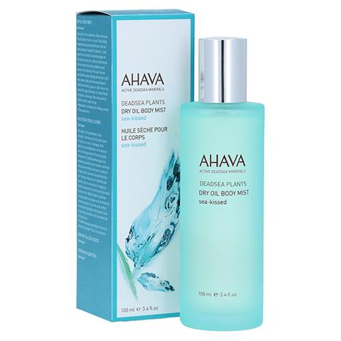 Ahava Dry Oil Body Mist Sea-kissed 100 Milliliter