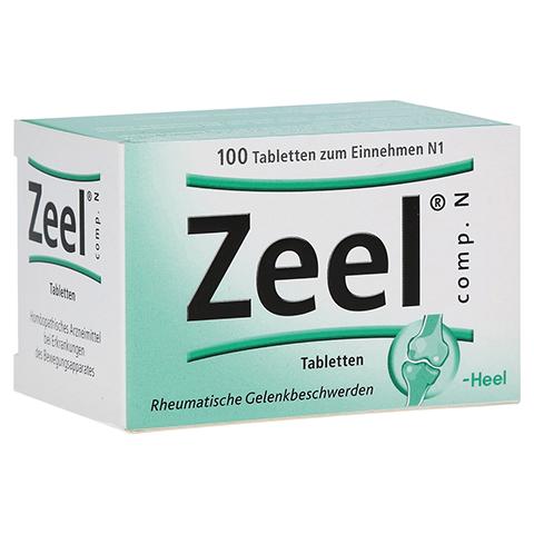 Zeel comp. N 100 Stück N1