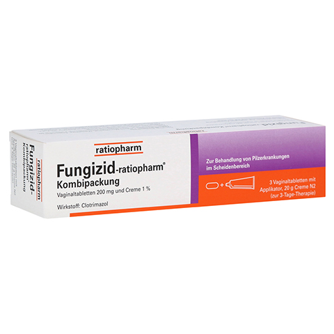 Fungizid-ratiopharm 1 Packung N2