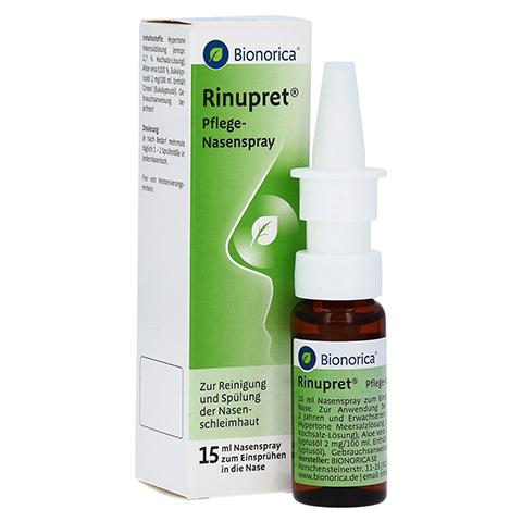 RINUPRET Pflege Nasenspray 15 Milliliter