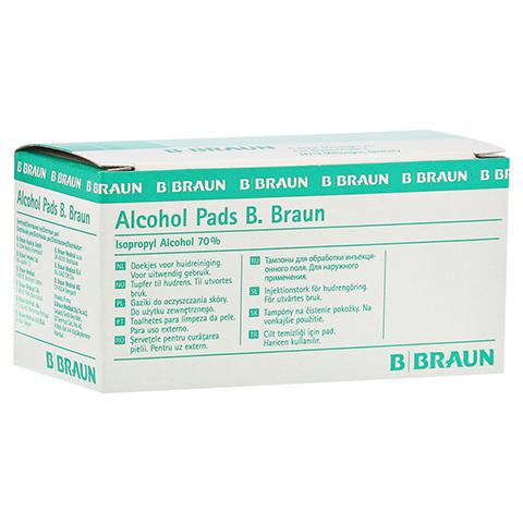 Alcohol Pads B. Braun Tupfer 100 Stück