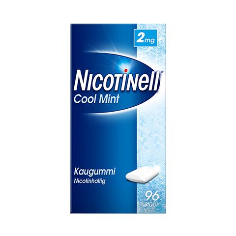 Nicotinell 2mg Cool Mint 96 Stück