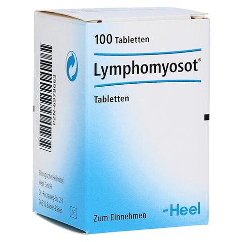 LYMPHOMYOSOT Tabletten 100 Stück N1