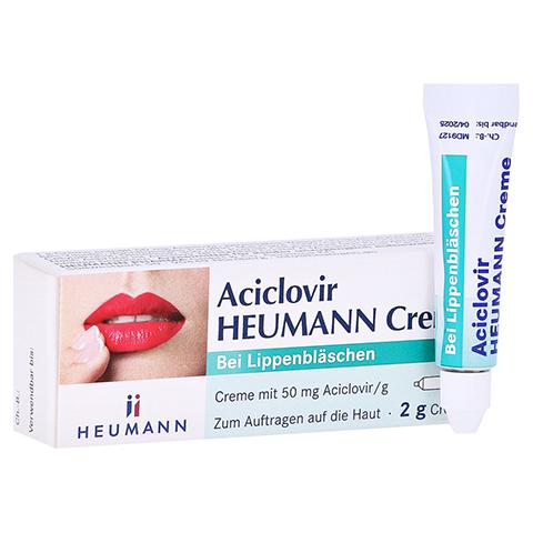 Aciclovir Heumann 2 Gramm N1