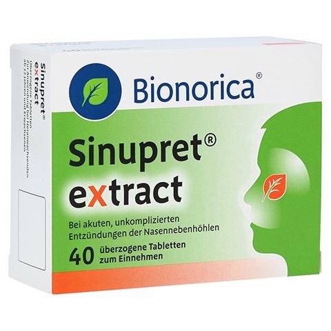 Sinupret extract 40 Stück