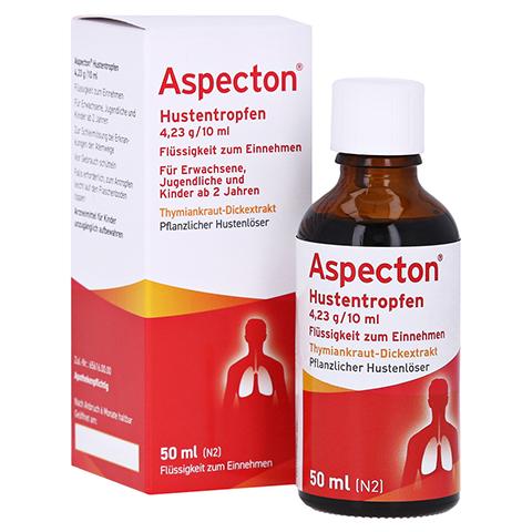Aspecton Hustentropfen 50 Milliliter N2
