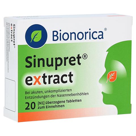 Sinupret extract 20 Stück N1