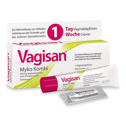Vagisan Myko Kombi 1 Packung N2