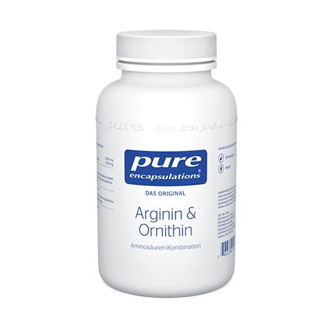 PURE ENCAPSULATIONS Arginin+Ornithin Kapseln 90 Stück