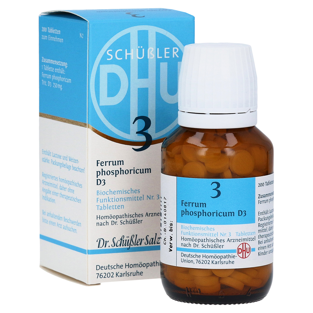hilft gegen warzen biochemie dhu 3 ferrum phosphoricum d 3 tabletten 200 st ck n2 erfahrung. Black Bedroom Furniture Sets. Home Design Ideas