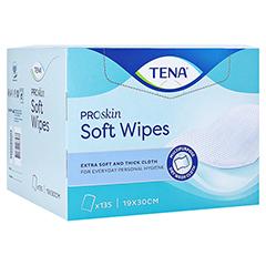 TENA SOFT Wipe 19x30 cm 135 Stück