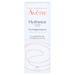 Avène Hydrance Intense Feuchtigkeitsserum 30 Milliliter - Vorderseite