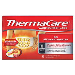 THERMACARE Rückenumschläge S-XL z.Schmerzlind. 6 Stück - Vorderseite