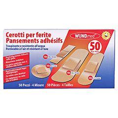 PFLASTERSORTIMENT luftdurchl./wasserabw.4fach sor. 50 Stück - Vorderseite