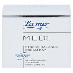 LA MER MED Stress-Balance Cream Tagespflege o.P. 50 Milliliter - Vorderseite