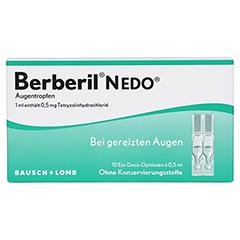Berberil N EDO Augentropfen 10x0.5 Milliliter - Vorderseite