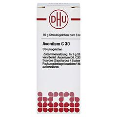 ACONITUM C 30 Globuli 10 Gramm N1 - Vorderseite