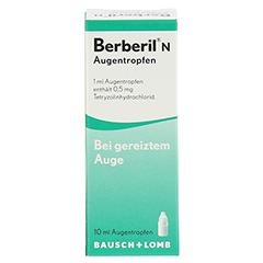 Berberil N Augentropfen 10 Milliliter - Vorderseite