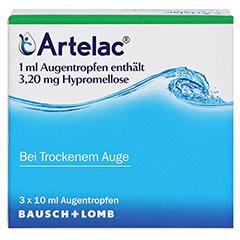 Artelac 3x10 Milliliter N3 - Vorderseite
