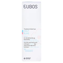 Eubos Kinder Haut Ruhe Creme 50 Milliliter - Vorderseite