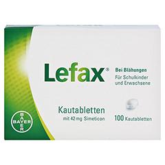 Lefax 100 Stück N3 - Vorderseite