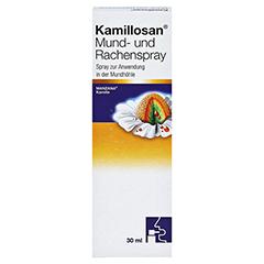 Kamillosan Mund- und Rachenspray 30 Milliliter - Vorderseite