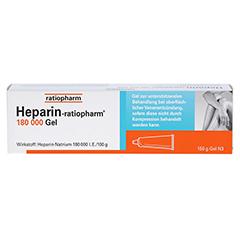 Heparin-ratiopharm 180000 150 Gramm N3 - Vorderseite