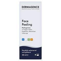Dermasence Face Peeling 50 Milliliter - Vorderseite
