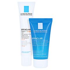 La Roche-Posay Effaclar Duo (+) LSF 30 UV-Schutz Pflege + gratis Effaclar Reinigungsgel 50 ml 40 Milliliter