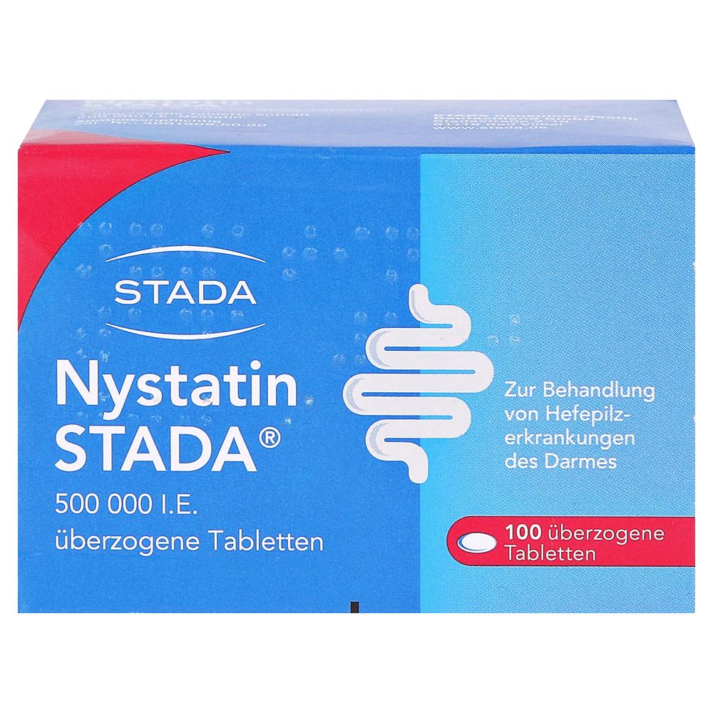 Selectively acts on pathogenic Nystatin