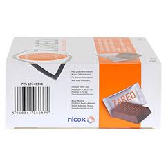ZARED Chocolate Vitamins & Minerals Täfelchen 60x5 Gramm - Linke Seite