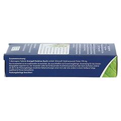 KNEIPP Baldrian Nacht überzogene Tabletten 30 Stück - Linke Seite