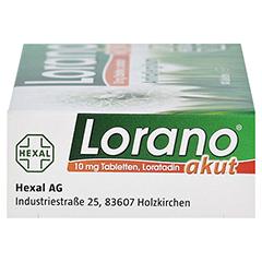 Lorano akut 14 Stück - Linke Seite