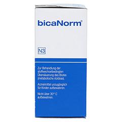 BicaNorm 100 Stück N3 - Linke Seite