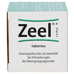 ZEEL comp.N Tabletten 100 Stück N1 - Linke Seite