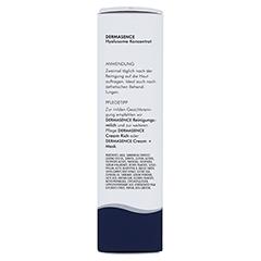 Dermasence Hyalusome Konzentrat Emulsion 30 Milliliter - Linke Seite