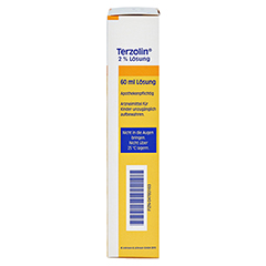 Terzolin 2% 60 Milliliter - Linke Seite